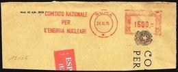 Italia/Italie/Italy: Ema, Meter, Energia Nucleare, Nuclear Energy, énergie Nucléaire - Atomo
