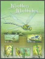 Libellen-Libellules - Belgique