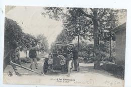 Cpa -59 -       A La Frontiere  Nord Douaniers 1919 - Malo Les Bains