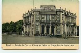 BRESIL - Estado Do Para - Cidade De Belem - Grupo Escolar Santa Luzia - Autres