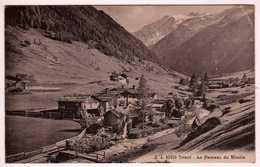 Suisse : Trient : Le Hameau Du Moulin - VS Wallis