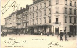 NAMUR    Grand Hotel De Flandre. - Namur