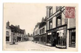 28 EURE ET LOIR - BONNEVAL Rue De La Grève - Bonneval