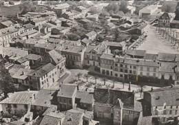 CPSM 17 MONTGUYON LA PLACE   VUE GENERALE AERIENNE - France