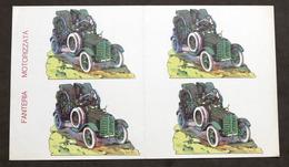 Soldatini Carta Marca Stella - Esercito Italiano Fanteria Motorizzata - Anni '30 - Altre Collezioni