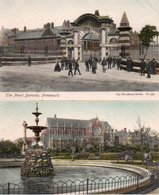 85Ct  Angleterre Portsmouth Lot Of 2 Old Postcards - Portsmouth