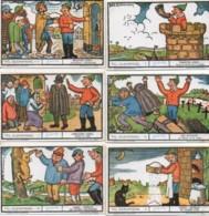 CHROMOS LIEBIG Série 1 à 12 : TYL UILENSPIEGEL - Liebig