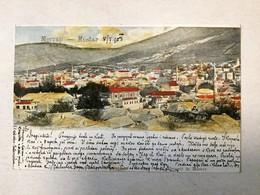AK  BOSNIA  BOSNA   MOSTAR   1903. - Bosnien-Herzegowina