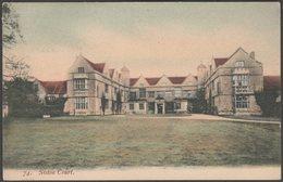 Siston Court, Gloucestershire, C.1905-10 - Avonvale Series Postcard - England