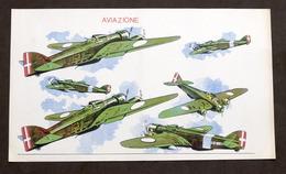 Soldatini Di Carta Marca Stella - Esercito Italiano - Aviazione - Anni '30 - Altre Collezioni