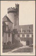 Château De Veauce, Environs D'Ébreuil, Allier, C.1910s - Morand CPA - France