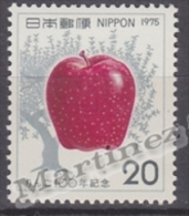 Japan - Japon 1975 Yvert 1168, Centenary Of Introduction Of Apples In Japan - MNH - Nuevos
