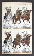 Soldatini Di Carta Marca Stella N° 6 - Esercito Italiano - Cavalleria - Anni '30 - Autres Collections