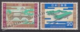 Japan - Japon 1974 Yvert 1099-100, Golden Jubilee Imperial Couple - MNH - Nuevos