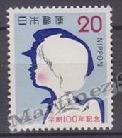 Japan - Japon 1972 Yvert 1066, Centenary Of Education - MNH - Nuevos