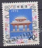 Japan - Japon 1972 Yvert 1053, Return Of Ryu Kyu Islands To Japan - MNH - Nuevos