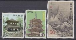 Japan - Japon 1969 Yvert 933-35, National Treasures - MNH - Nuevos