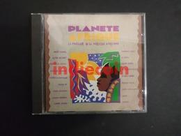 PLANETE AFRIQUE Le Meilleur De La Musique Africaine 1991 FRANCE CD Touré Kunda Alpha Blondy Youssou N'Dou.... - World Music