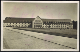 Ansichtskarte Zensur Feldpost - Aufkleber Ab Lüdenscheid Flakkaserne 11.2.1941 - Allemagne