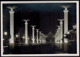 Ansichtskarte Berlin Zur Zeit Des 3. Reiches Brandenburger Tor Bei Nacht - Unclassified
