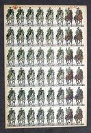 Soldatini Di Carta Marca Stella N° 45 Esercito Italiano Cavalleggeri - Anni '30 - Autres Collections