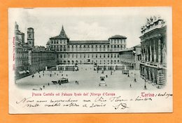 Torino Turin 1900 Postcard - Italië
