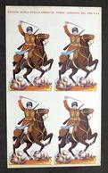 Soldatini Di Carta Marca Stella N° 44 Esercito Russo Cosacchi Del Don - Anni '30 - Autres Collections