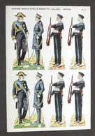 Soldatini Di Carta Marca Stella N° 3 Esercito Italiano - Marina - Anni '30 - Altre Collezioni