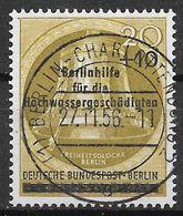 Berlin 1956 / MiNr.   155   Stempel  27.11.1956     O / Used  (f2086) - Gebraucht