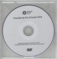 DVD COLLECTOR PRIORITéS DE FIN D'ANNéE 2018 JOHNNY HALLYDAY SOPRANO AMIR DAVID BOWIE SADEK CHER RARE - Musik-DVD's