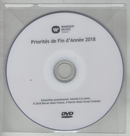 DVD COLLECTOR PRIORITéS DE FIN D'ANNéE 2018 JOHNNY HALLYDAY SOPRANO AMIR DAVID BOWIE SADEK CHER RARE - Muziek DVD's