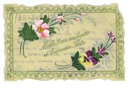 CPA CELLULOIDE - Cartes Postales