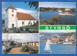 Schweden; Styrsö; Multibildkarte - Svezia