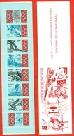 Sport. Monaco 1993. Unsed Stamps.Booklet. - Cycling