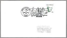 COUNTRY MUSIC - MASON COUNTY FAIR. Instrumentos Musicales. Point Pleasant WV 1990 - Música