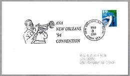 ANA NEW ORLEANS 94 CONVENTION. Jazz - Trompeta - Trumpet. New Orleans LA 1994 - Música