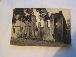 41f     Chateau De La FLOCELLIERE La Tour Du Diable - Frankreich