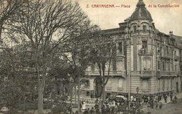 CARTAGENA PLAZA DE LA CONSTITUCION - Murcia