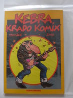 Tramber & Jano - Kebra Krado Komix / EO 1985 - Libros, Revistas, Cómics