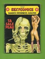 Sexycomics N° 1 - Comptoir Français D' Editions - DL 1981 - BE - Erotique (Adultes)