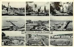 CPSM Weston Super Mare                                   L2720 - Weston-Super-Mare