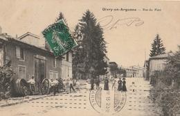 GIVRY EN ARGONNE - Rue Du Pont - Givry En Argonne