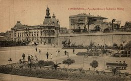 CARTAGENA AYUNTAMIENTO Y GOBIERNO MILITAR - Murcia
