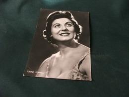 TONINA TORIELLI  è Una Cantante Italiana, In Voga Negli Anni Cinquanta. PARTECIPO FESTIVAL SAN REMO 1956 - Cantanti E Musicisti