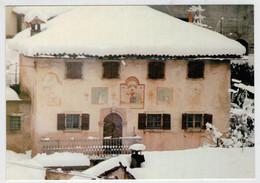 GIAZZA  (VR)    VECCHIA  CASA   CIMBRA              (NUOVA) - Italia