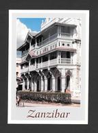 ZANZIBAR - AFRICA - AFRIQUE - OLD DISPENSARY ZANZIBAR - BY JOHN HINDE ORIGINAL - Cartes Postales