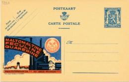 Publibel 529B - Anker Mechelen - Maltomaltine, Féculine & Quekerine - Enteros Postales