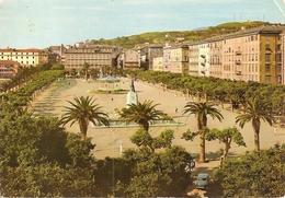 20. (2B). CPM. Haute Corse. Bastia. Place Général De Gaulle, Anciennement Place Saint-Nicolas (animée, Auto) - Bastia