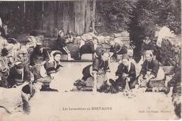 Les Lavandières En Bretagne - Coll. Le Cunf - Pontivy - Bretagne