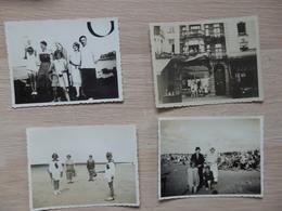 """Heyst - Duinbergen - Environs De Namur """"Auvelais/Bierwart"""" - Lot De 46 Photos De Famille - Année: 1924-1932-1949-8 Scans - 5 - 99 Postkaarten"""